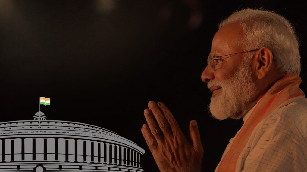 We will now begin a new journey to build a new India, says Narendra Modi