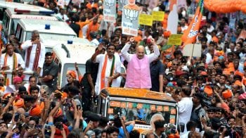Gujarat Lok Sabha election results 2019: BJP set to repeat 2014 clean sweep, Amit Shah wins by record 5.5 lakh votes