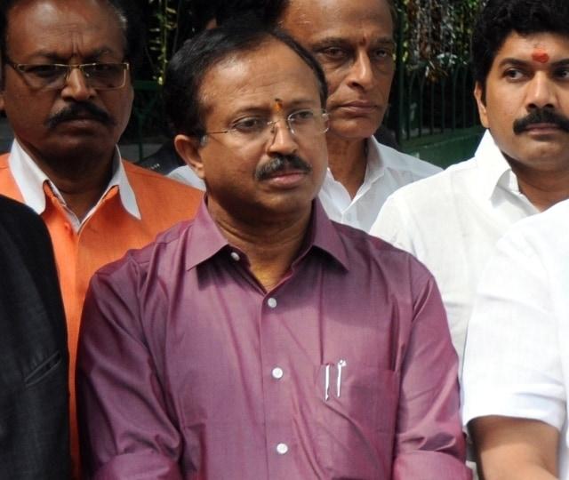 Narendra Modi swearing-in ceremony: Kerala's V Muraleedharan to join the Cabinet