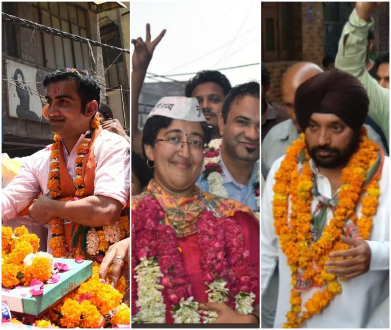 Lok Sabha election results 2019: Gautam Gambhir wins on electoral debut from East Delhi