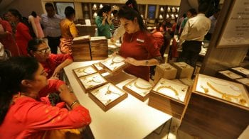 Gold rate today: Yellow metal trades higher; may face resistance at Rs 48,100 per 10 grams