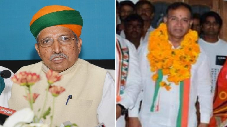 Union minister Arjun Ram Meghwal wins from Bikaner Lok Sabha seat, defeats Congress rival Madan Gopal Meghwal by a margin of over 2.64 lakh votes