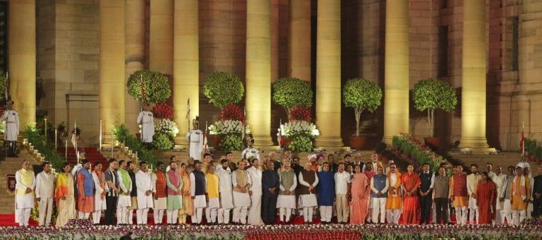 Narendra Modi Government 2.0: Here's a brief profile of the key Cabinet ministers