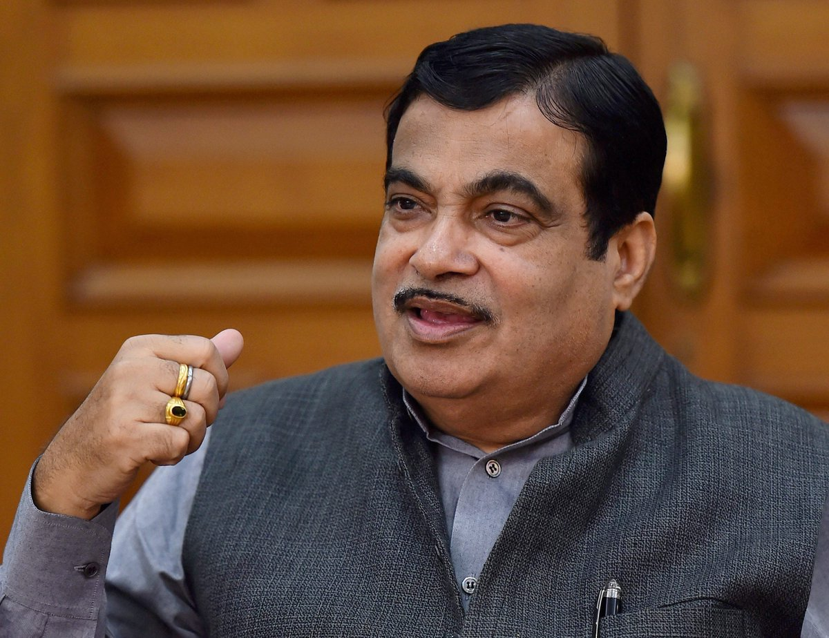 Nitin Gadkari- Considered the most successful minister in Narendra Modi's first government, former highways and shipping minister Nitin Gadkari has taken oath in the new cabinet as well. Gadkari won the recent general elections in the Nagpur seat by defeating his closet opponent, Congress candidate and BJP rebel Nana Patole by a margin of more than 2 lakh votes.