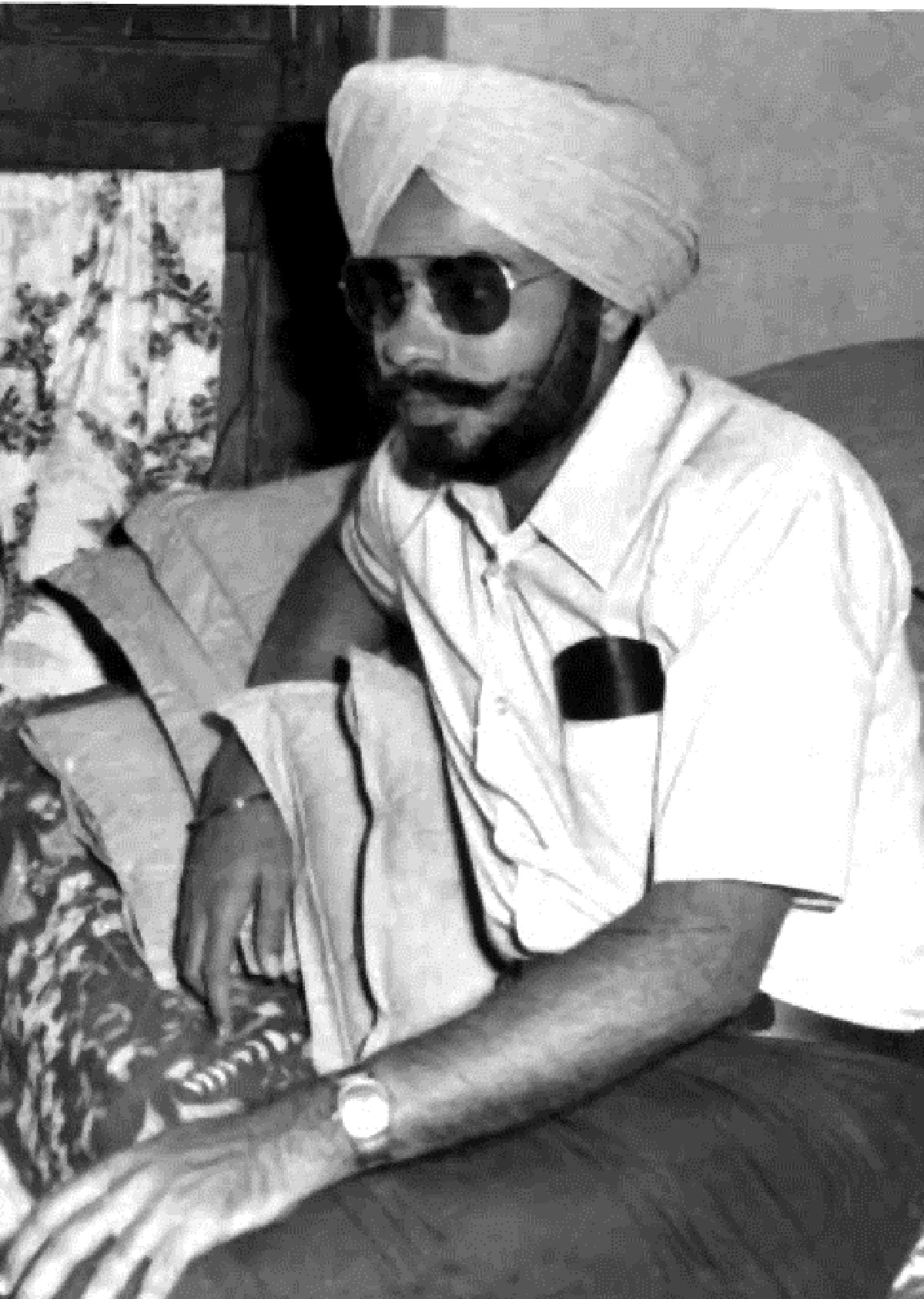 Narendra Modi was forced to go into hiding during the state of emergency imposed across the country in 1975.