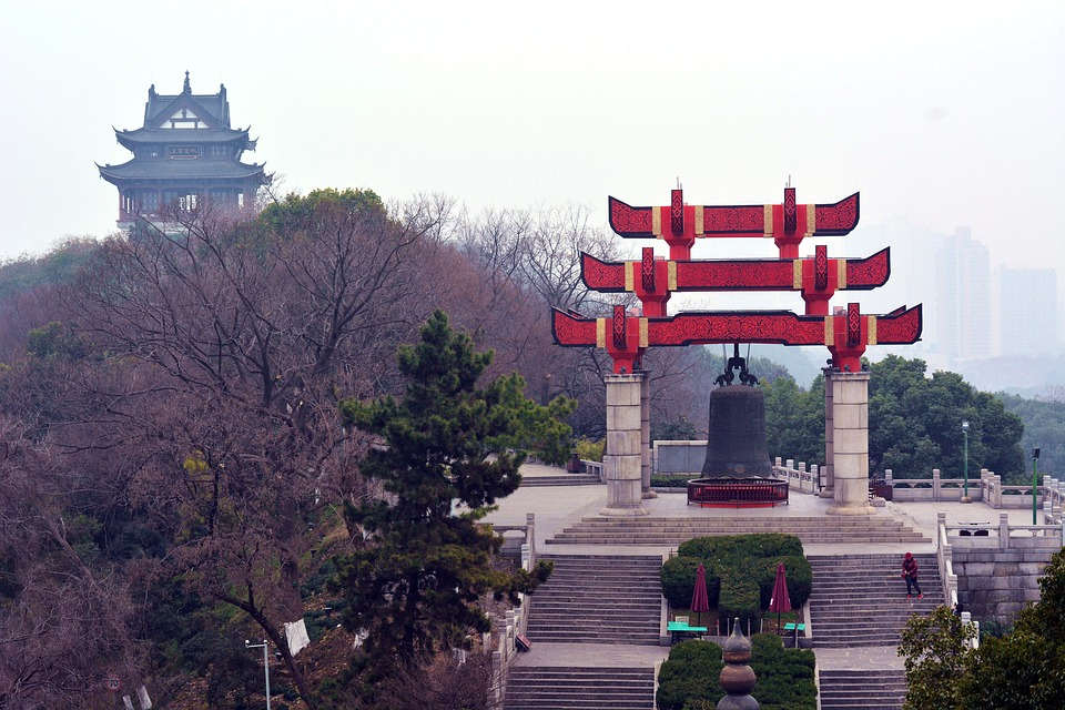 Wuhan, China | Surge in booking - 454 percent: Wuhan, located in Hubei province, is one of the most populous cities in central China. It comprises of three ancient cities and is famous for its cuisine and landmark spots like the Yellow Crane Tower.