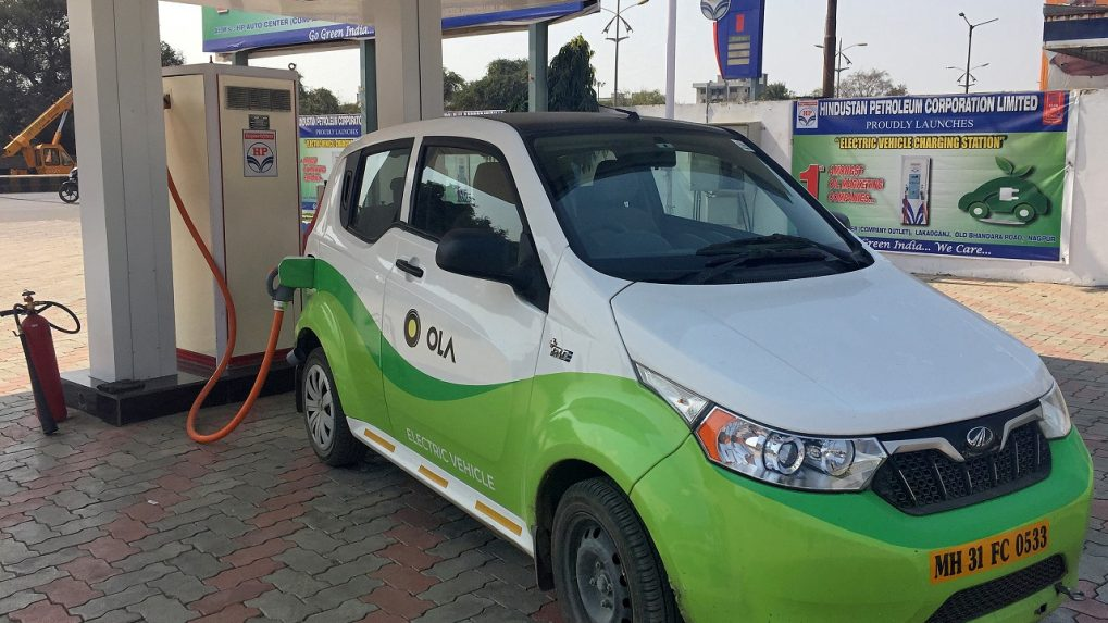 Electric vehicle to be the next big disruption for India, says Mahindra's Pawan Goenka