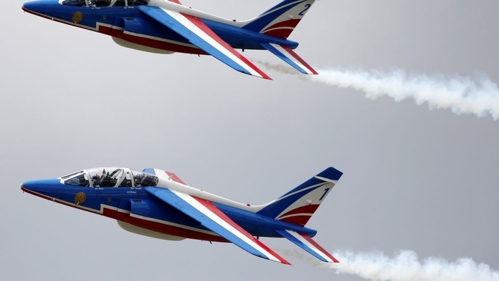 Catch all the action from Day 1 of Paris Air Show
