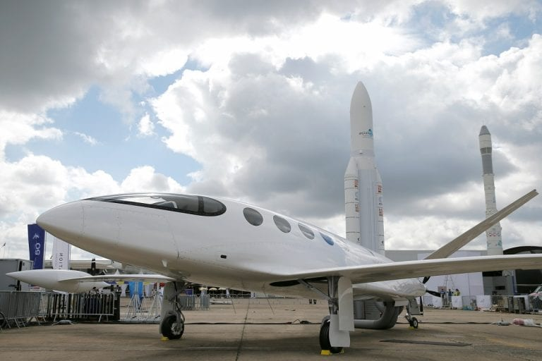 Israel's Eviation targets commuters with electric plane Alice