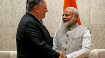Mike Pompeo vows cooperation with India but trade, defence issues unresolved