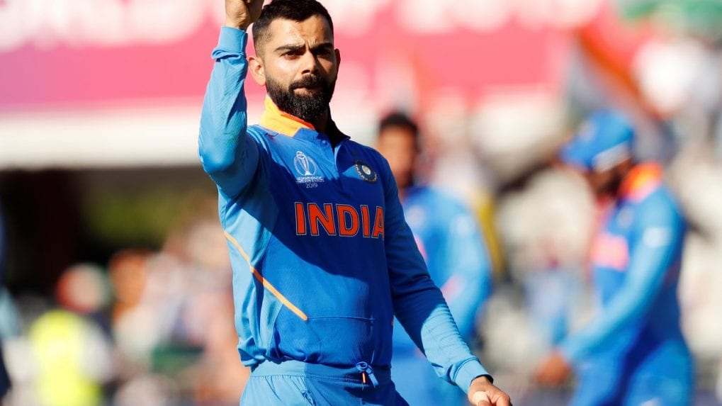Virat Kohli named ICC Male Cricketer of the Decade;  Dhoni fetches 'Spirit of Cricket' honour