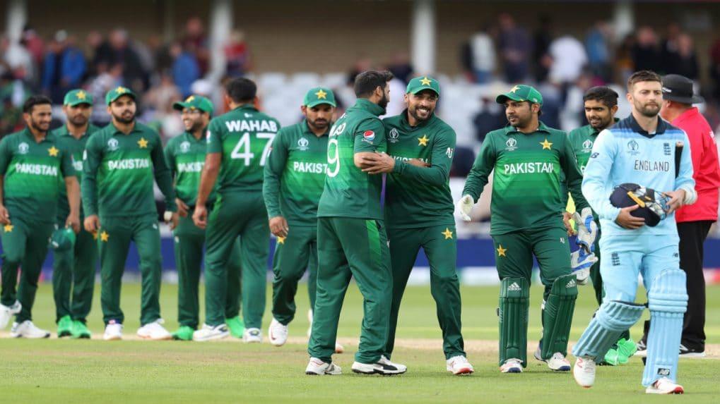 Cricket World Cup: Pakistan beat England by 14 runs