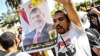 Egypt's ousted President Mohammed Morsi dies during trial