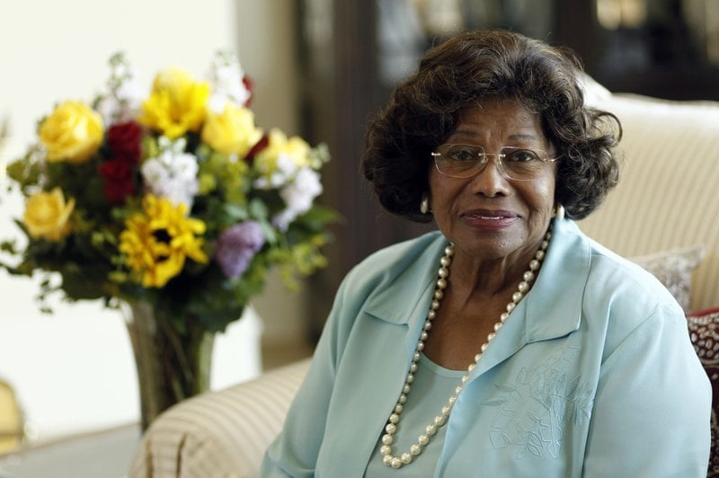 KATHERINE JACKSON, MOTHER: Now 89, Katherine Jackson became more famous after her son's death than she had ever been. She received roughly half her son's estate in his will and acted as guardian to his three young children immediately after his death, a role her nephew T.J. Jackson has shared in recent years. She was the lead plaintiff in a wrongful death lawsuit against concert promoter AEG Live, alleging that the company's hiring of Dr. Conrad Murray, the physician who administered the drugs that killed Jackson, made the company responsible for his death. A jury rejected the claim in 2015. In this April 27, 2011 file photo, Katherine Jackson poses for a portrait in Calabasas, Calif.. (AP Photo/Matt Sayles, File)
