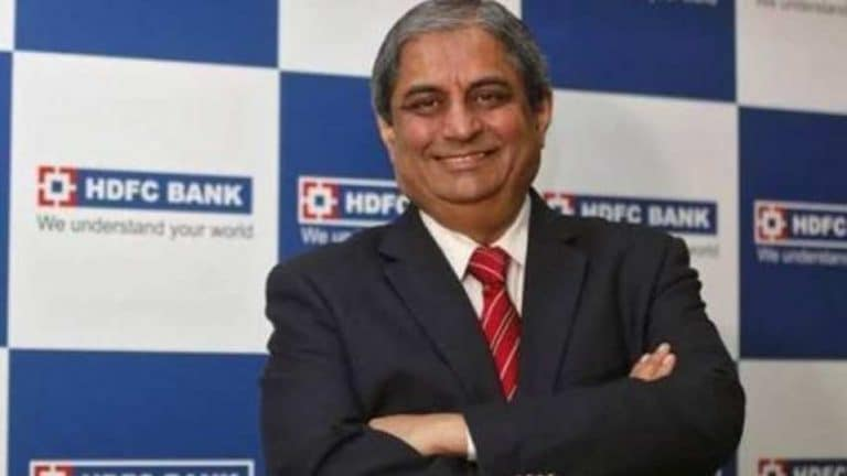 de79a3abf This is how HDFC Bank boss Aditya Puri maintains work-life balance ...