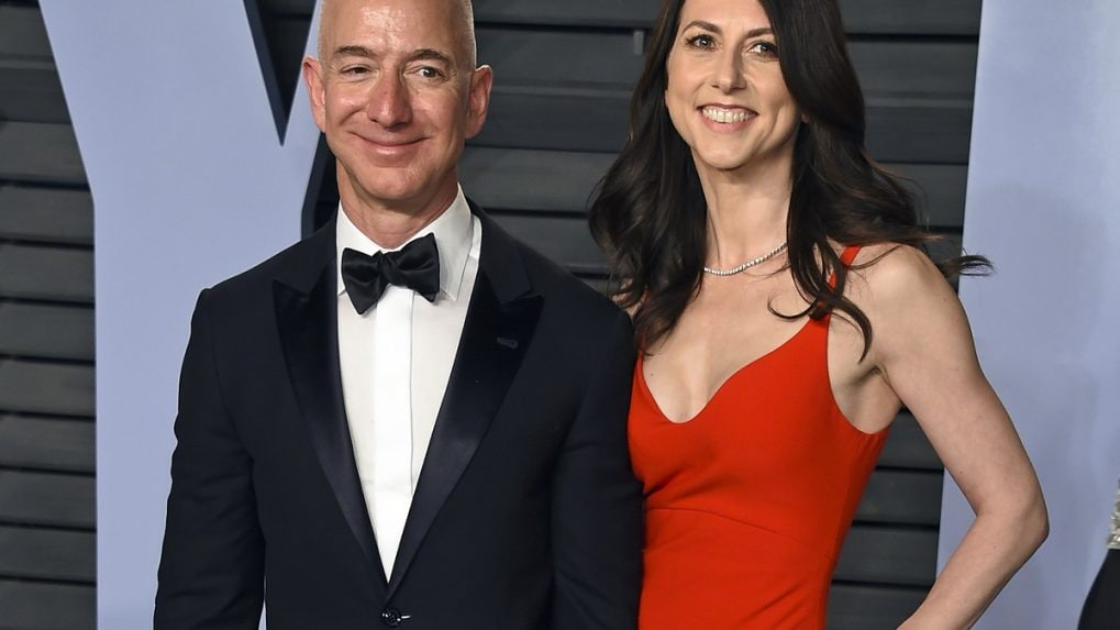 MacKenzie Bezos, wife of Amazon founder Jeff Bezos to get $38 billion in world's biggest divorce settlement