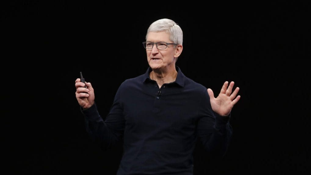 Tech firms can't dodge responsibility for chaos they create, says Apple CEO Tim Cook