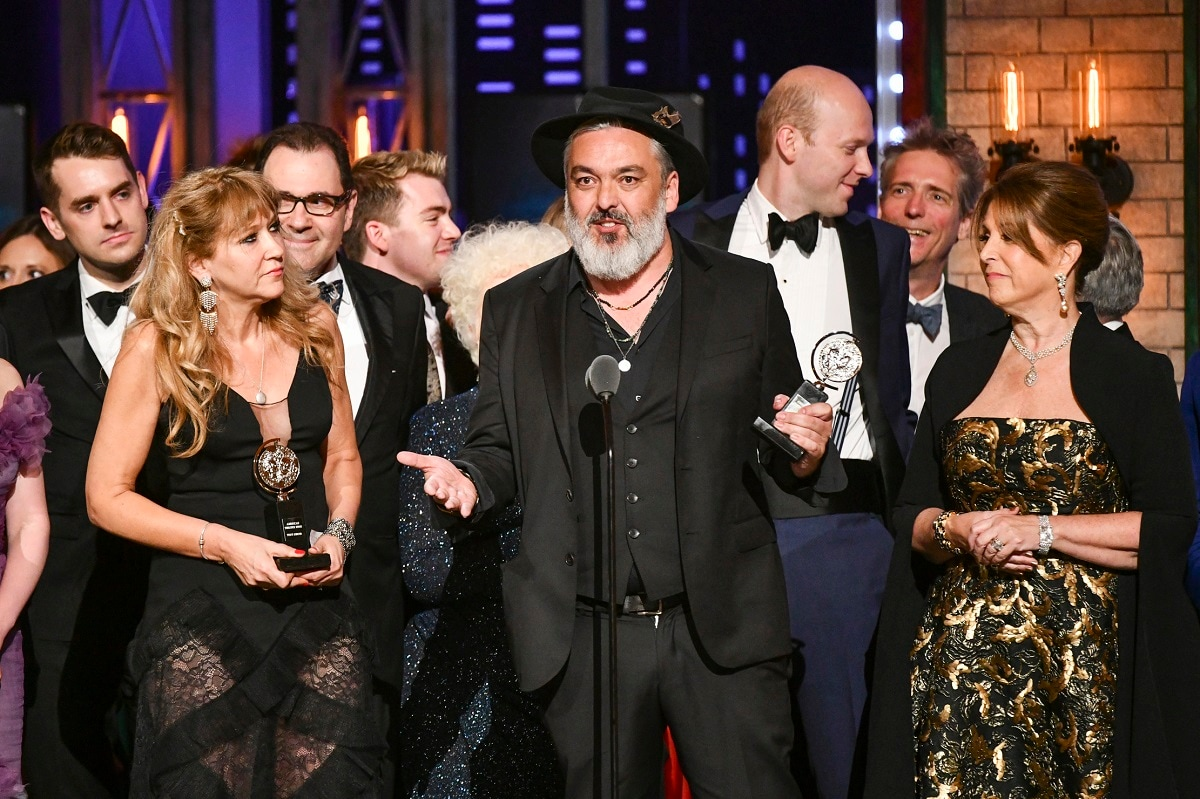 Jez Butterworth, and the company of