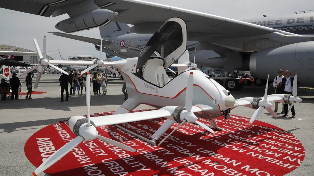 From fighter jets to electric aircraft, here's the latest from Paris Air Show