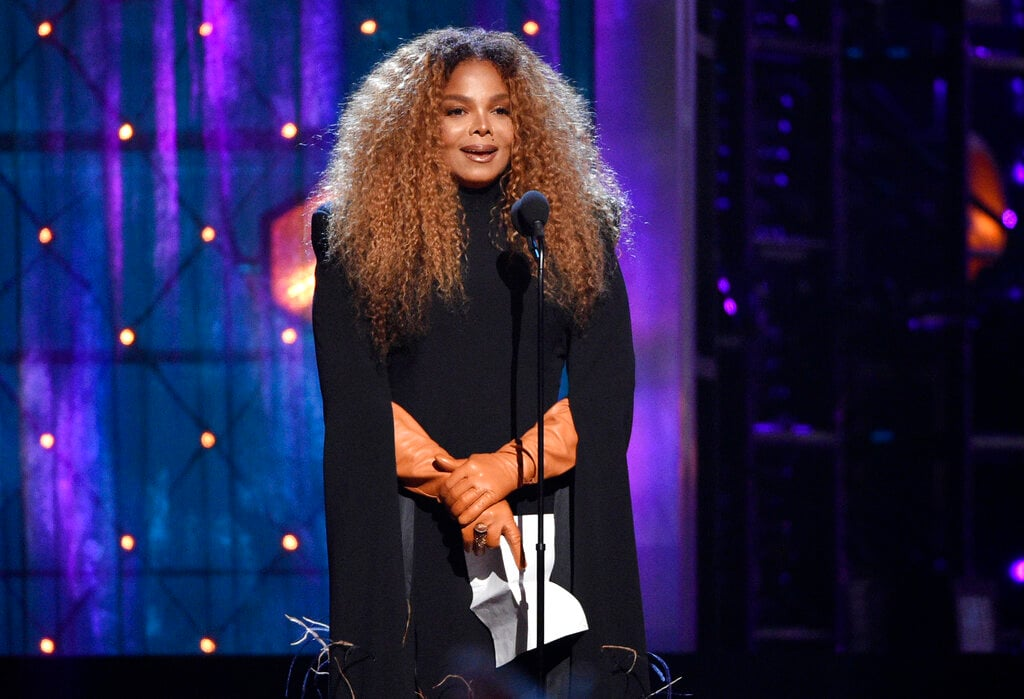 "JANET JACKSON, SISTER: The only one of Michael Jackson's siblings who has remotely approached her brother's success as a solo artist, Janet Jackson, 53, has remained popular in the decade since her brother's death. She appeared in films including 2010′s ""For Colored Girls,"" and released a self-help book titled ""True You: A Journey to Finding and Loving Yourself"" in 2011. That same year she went on a 35-city greatest hits concert tour and was inducted into the Rock and Roll Hall of Fame earlier this year. She has also focused on charity work and caring for her son, who was born in January 2017. In this March 29, 2019 file photo, honoree Janet Jackson speaks at the Rock & Roll Hall of Fame induction ceremony in New York. (Photo by Evan Agostini/Invision/AP, File)"