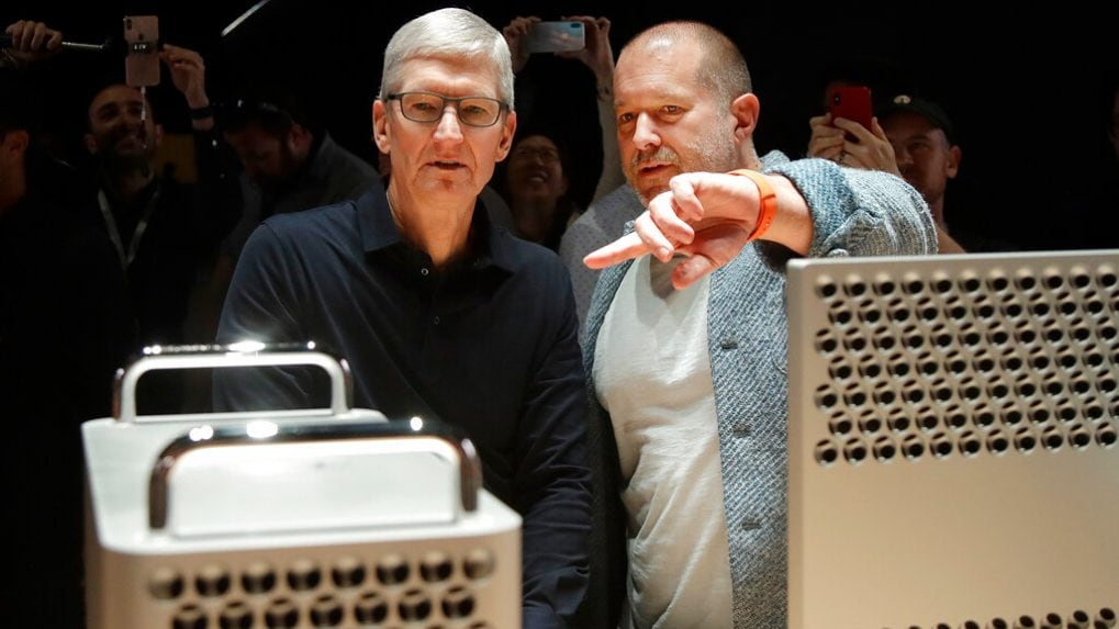 Tim Cook denies report that iPhone designer Jony Ive was 'frustrated' with him