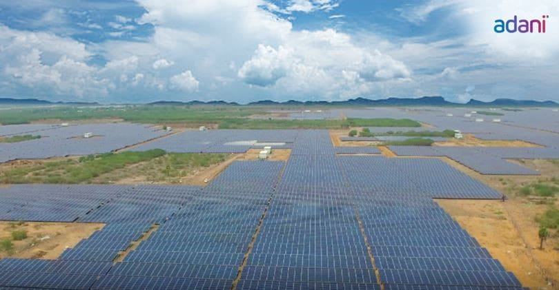 Adani Green Energy Ltd: Promoters decided to sell up to 93,584,300 equity shares, representing 5.98 percent of the paid-up equity share capital, by way of an offer for sale. (Image: Company)