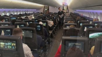 Middle Row: Passengers don't like it, airlines can't drop it
