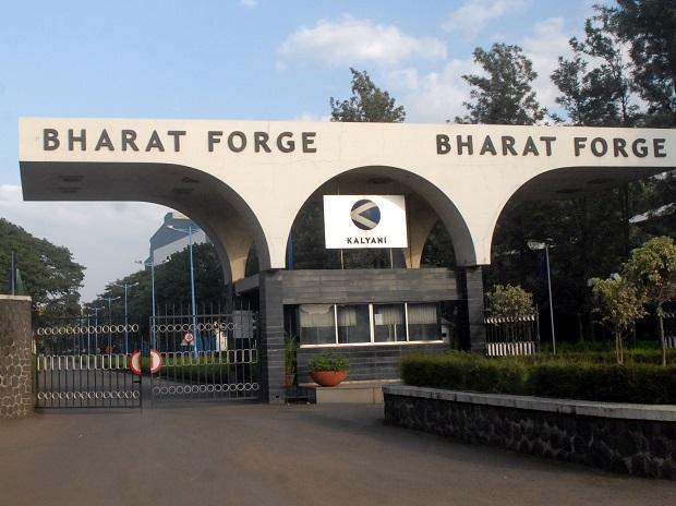 Bharat Forge's shares fell 4.11 percent to hit its 52-week low of Rs 384 per share on the NSE. (Company Image)