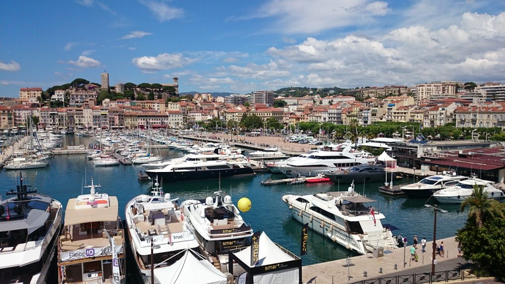 Celebrate advertising, but don't forget to enjoy your daily run at Cannes