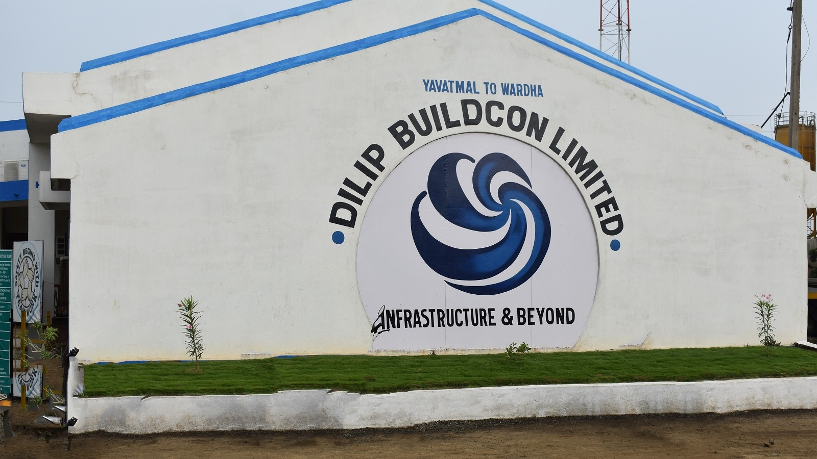 Dilip Buildcon: Q1 consolidated net profit fell 54.74 percent to Rs 100.27 crore. Total income for the quarter fell to Rs 2,450.27 crore from Rs 2,532.16 crore a year ago. (Image: Company)