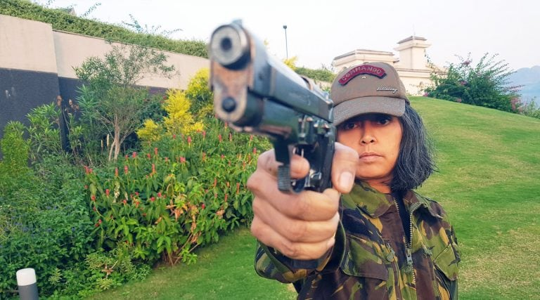 Meet India's only woman commando trainer Dr Seema Rao