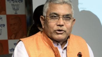 EC bans West Bengal BJP chief Dilip Ghosh from campaigning for 24 hours
