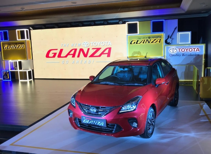 Toyota, which is present in India through a joint venture with the Kirloskar group, is offering the Glanza only in two variants in BS-VI compliant 1.2-litre petrol engine with automatic transmission options.