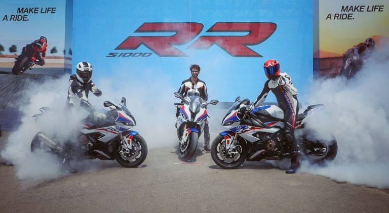 BMW Motorrad launches S1000RR in India at starting price of Rs 18.50 lakh
