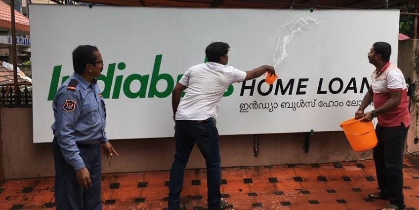 Indiabulls Housing Finance's shares plunged 7.97 percent to hit its 52-week low of Rs 420.80 per share. (Image: Reuters)