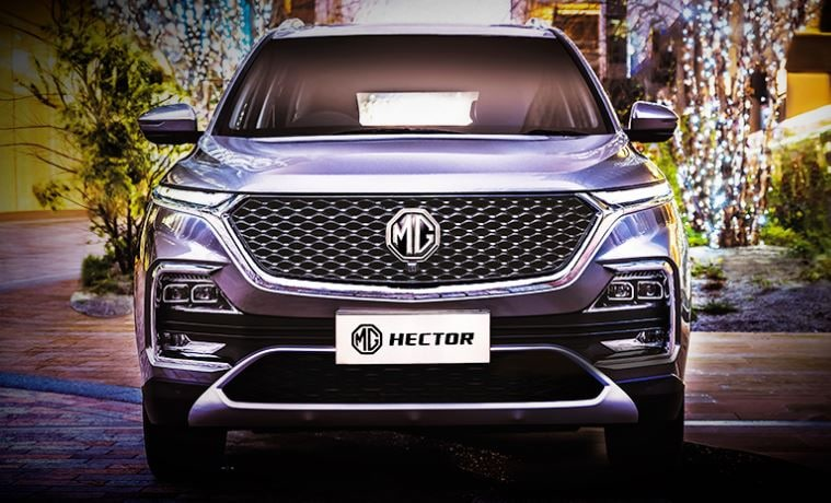 MG Hector, the highly anticipated SUV from Chinese carmaker SAIC Motor Corp was launched in India May at an introductory price tag of Rs 12.18 lakh. The were 2,018 units of the model sold in August for a M-o-M growth of 33.82 percent. (Photo: SAIC)