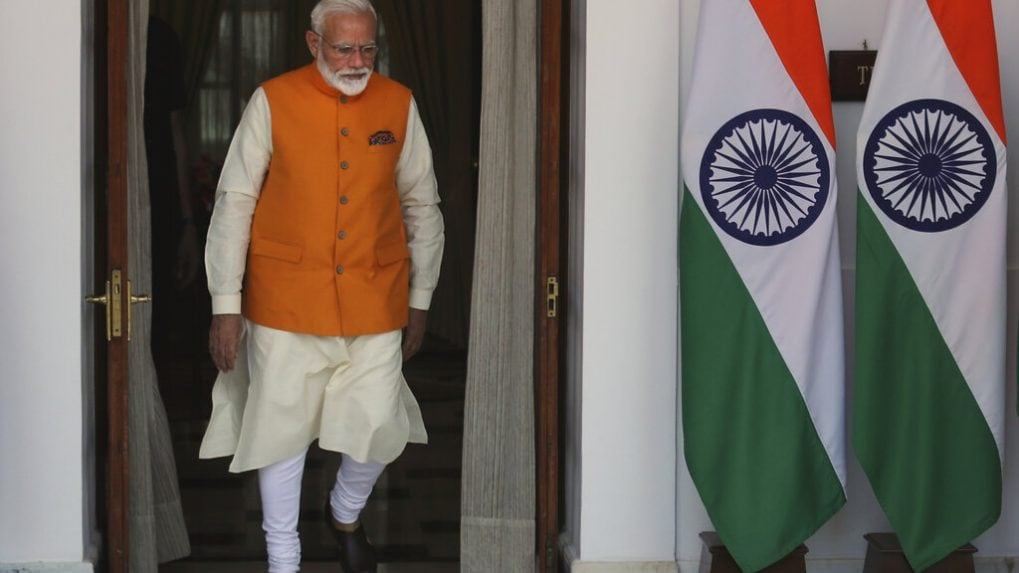 Union Cabinet meets at PM Modi's residence