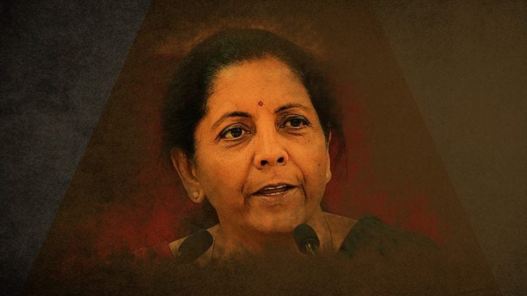 Finance minister Nirmala Sitharaman meets GST stakeholders, discuss user-friendly filling process