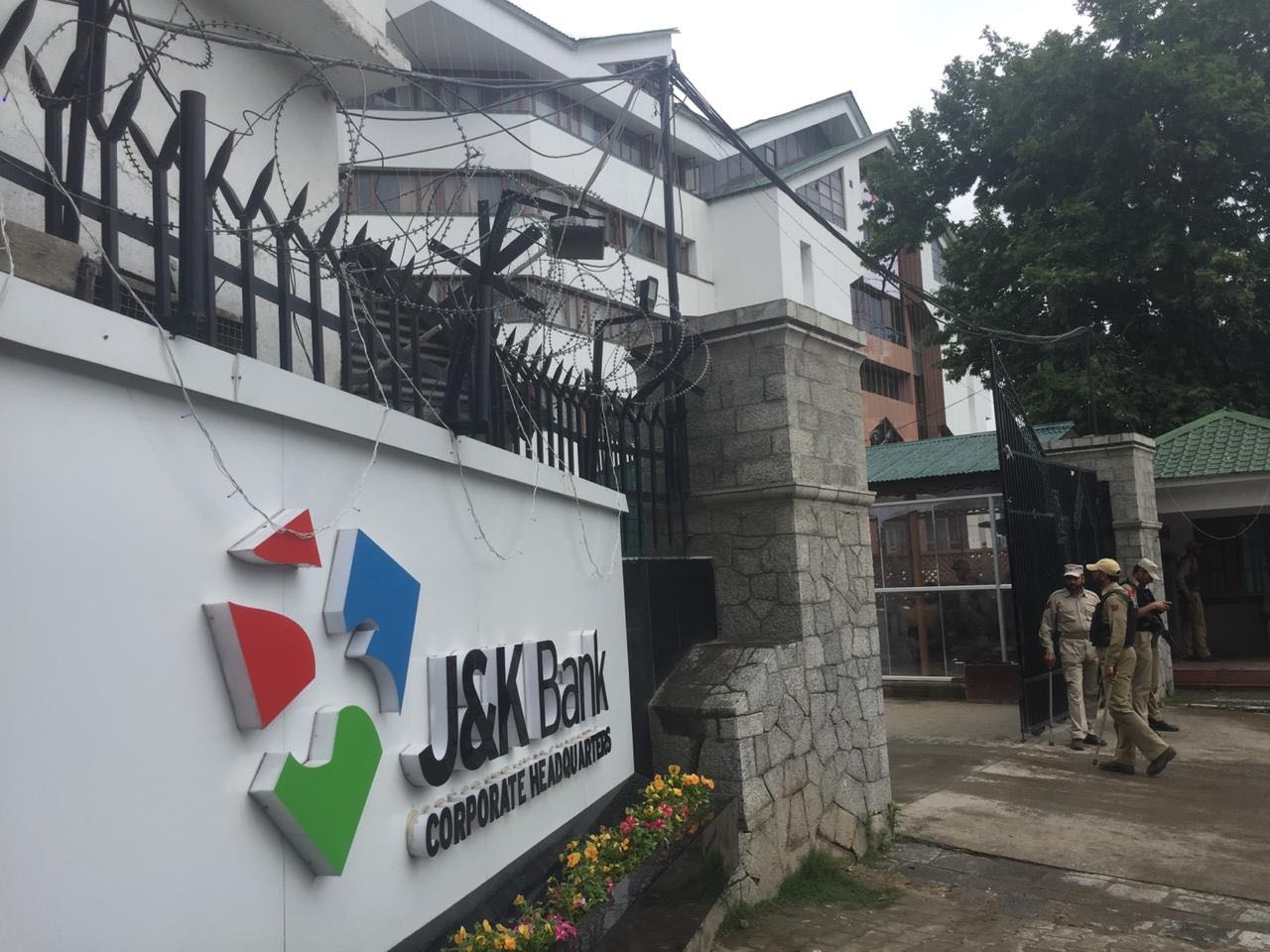 J&K Bank: The Jammu and Kashmir government on June 8 removed J&K Bank Chairman Parvez Ahmad and appointed its executive president R K Chibber as an interim chairman. (Image: CNBC-TV18)