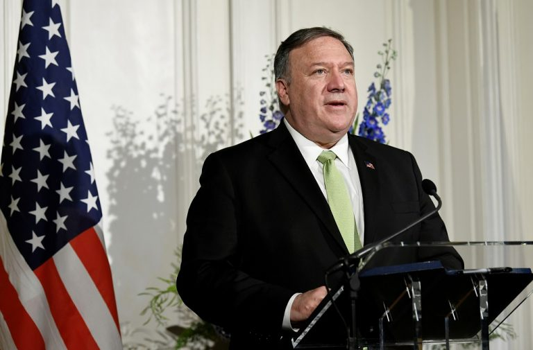 India, US nearing industrial security pact for defence tech transfers ahead of Mike Pompeo visit