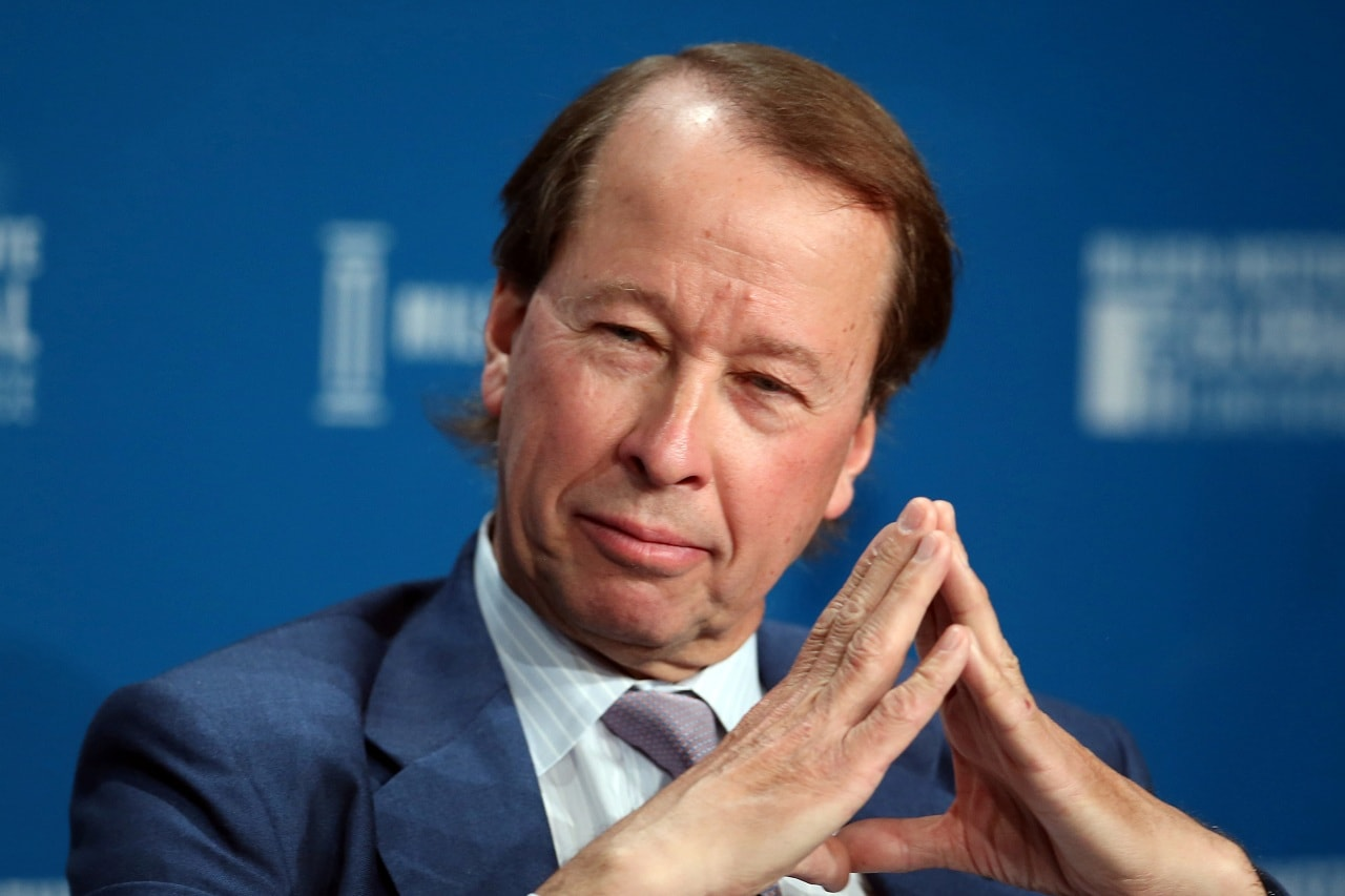 Tony James, Executive Vice Chairman at Blackstone Group LP | On the ninth place is James, who is with the American asset management company. His compensation was $66.24 million in 2018. (Image: Reuters)