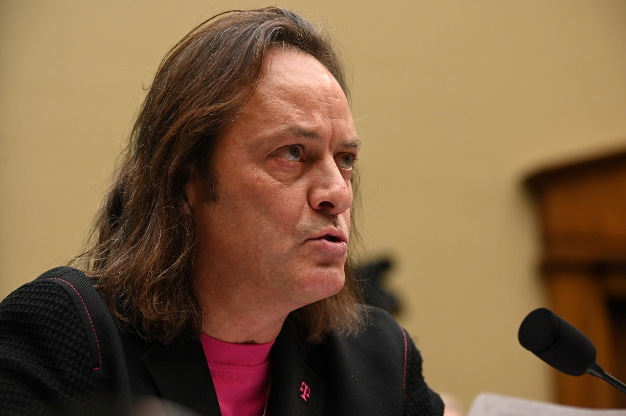 #4 T-Mobile US CEO John Legere: According to Glassdoor, Legere received a 99% approval rating from the employees. The 61-year old CEO has worked with AT&T, Dell, Global Crossing, and serves on the CTIA board of directors.  (Image: Reuters)
