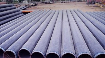 India's crude steel output falls over 4% in August