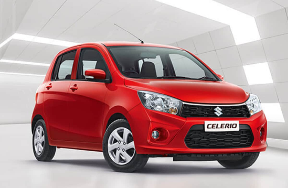 <strong>16. Maruti Suzuki Celerio | Units sold: 5,277</strong>