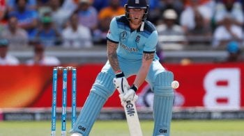 Stokes defends England team selection after frustrating opening day