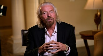 Richard Branson, 5 crewmates soar to space and return safely: Report