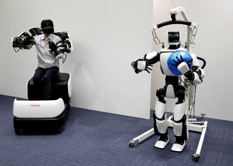 Watch: Will robots take our jobs?