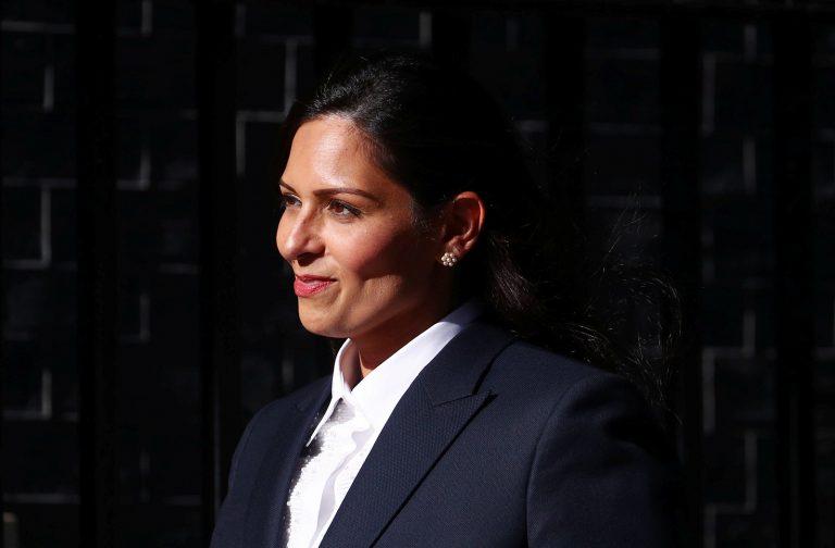 Priti Patel joins Boris Johnson's top team as first British Indian home secretary