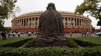 Parliament LIVE Updates: Lok Sabh adjourned until 5 pm amid ruckus, Congress MPs demand apology from BJP's Anurag Thakur