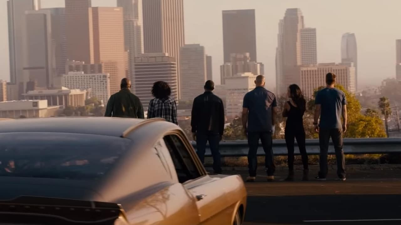 Furious 7: $1.516 billion – This 2015 crime-thriller was the seventh one in The Fast and the Furious line-up. (Image: Universal Pictures/Youtube)